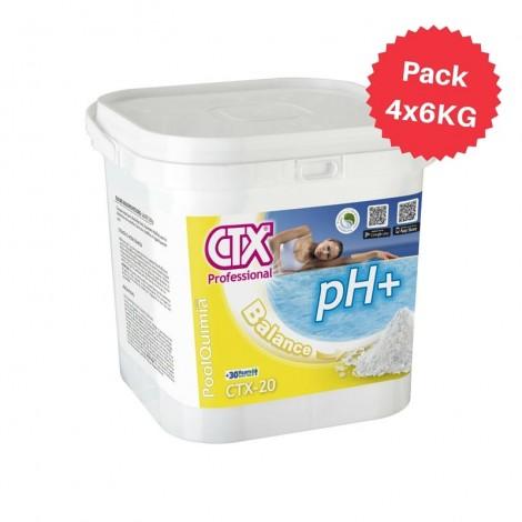 Incrementador pH CTX-20
