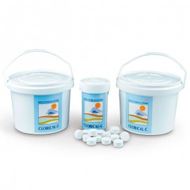 Hipoclorito cálcico granulado aguas consumo humano CLORICAL CTX-122