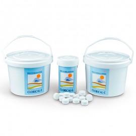 Hipoclorito cálcico tabletas 200 gr aguas consumo humano CLORICAL CTX-124