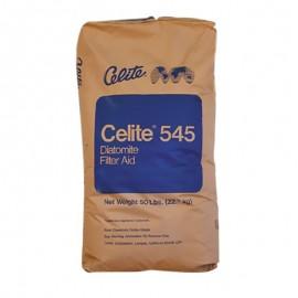 Diatomeas Celite 545 - Saco 23 Kg.