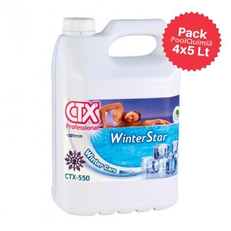 Hivernador per a piscines CTX-550 WinterStar