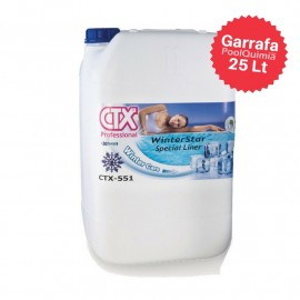 Invernador para piscinas CTX-551 25 litros