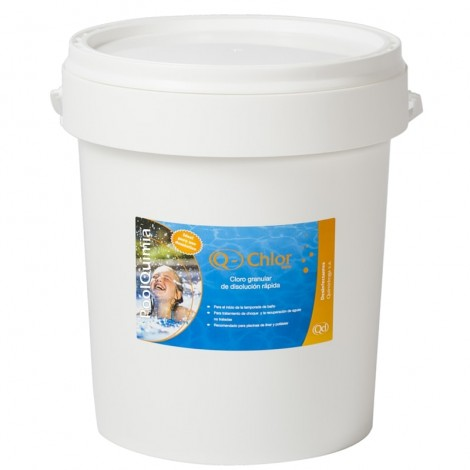 Cloro granulado rápido Q-Chlor