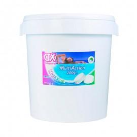 25 kg Clor multiacció pastilles 250 gr CTX-392/393