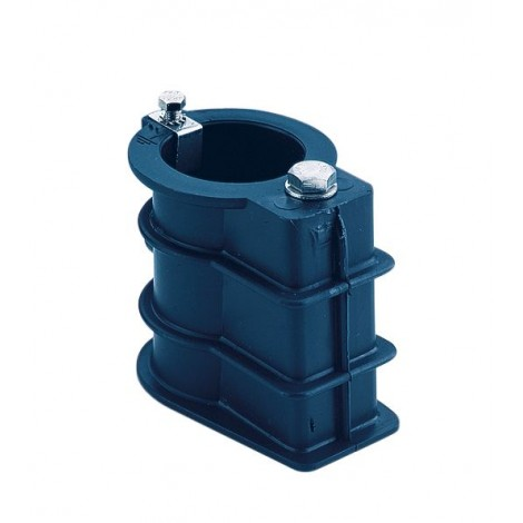 Anclaje para tubo Ø 43 mm