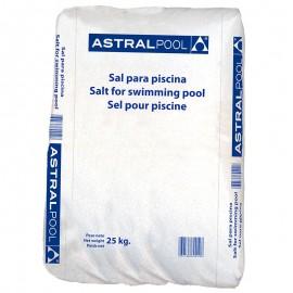 Sal para piscinas