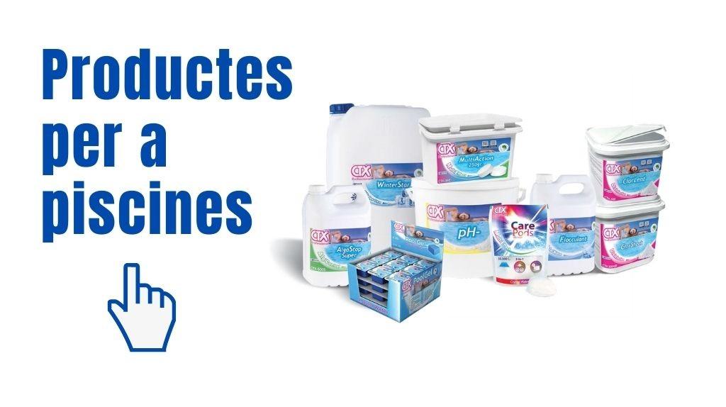 Productes per a piscines